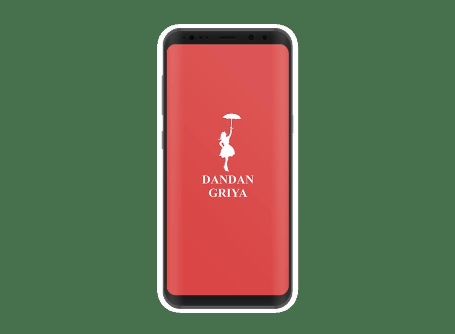 Aplikasi Mobile Home Service Dandan Griya