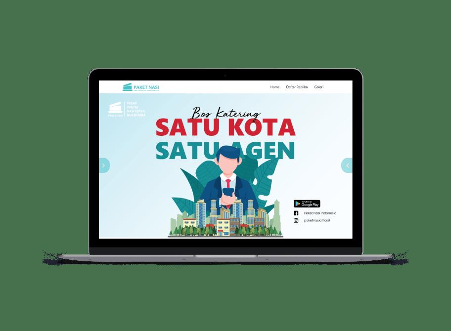 Paket Nasi Indonesia