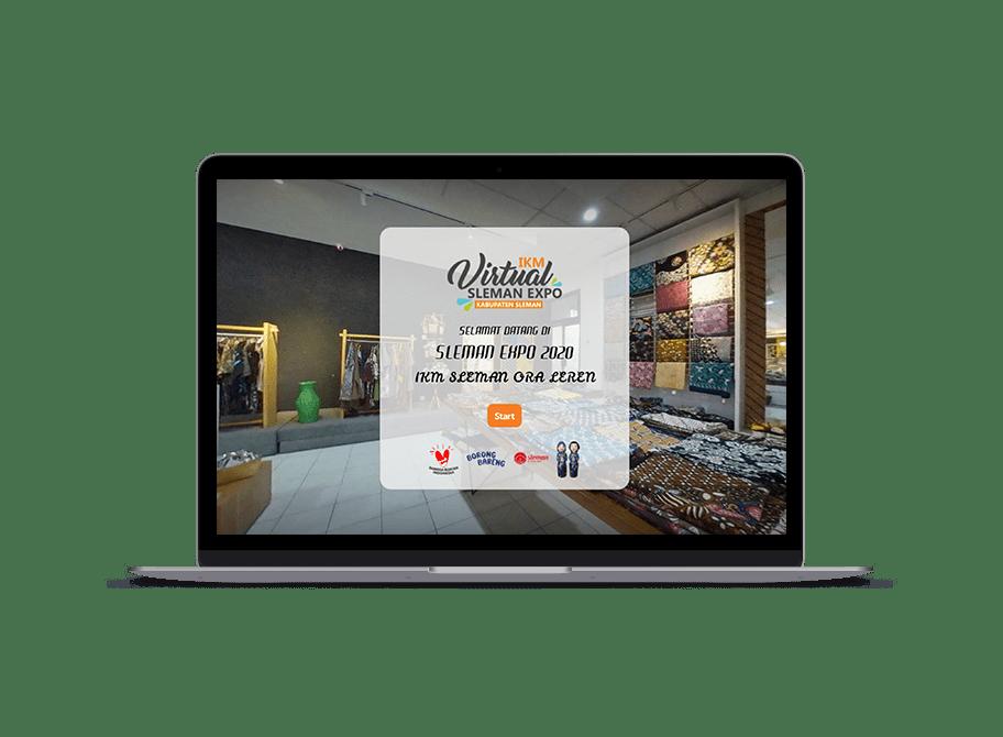 Virtual Expo Sleman